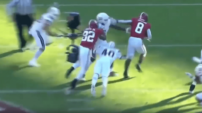 Matt Waldman's RSP Film Room No.139: RB Joshua Jacobs (Alabama)